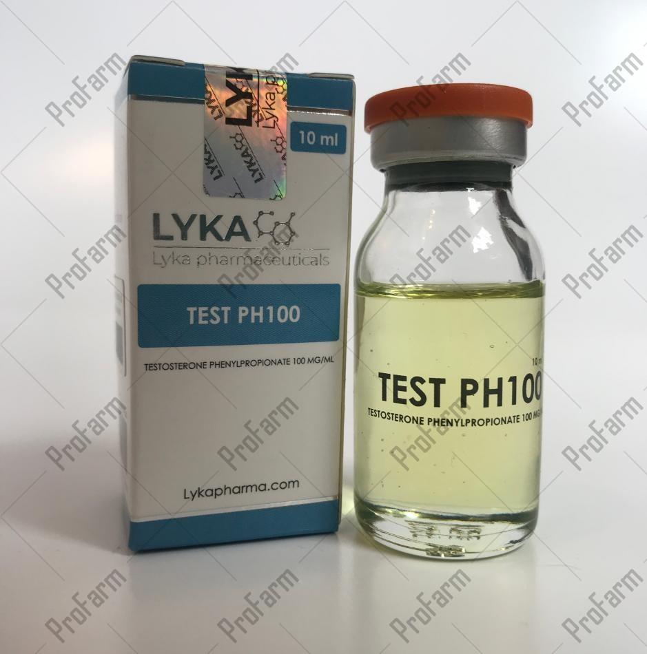 LYKA NEW TEST PH100 100mg/ml - ЦЕНА ЗА 10МЛ