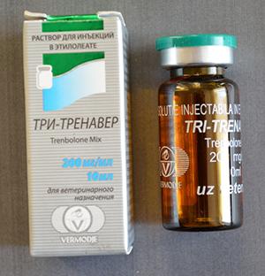 Tri-Trenaver 200мг\мл - цена за 10мл