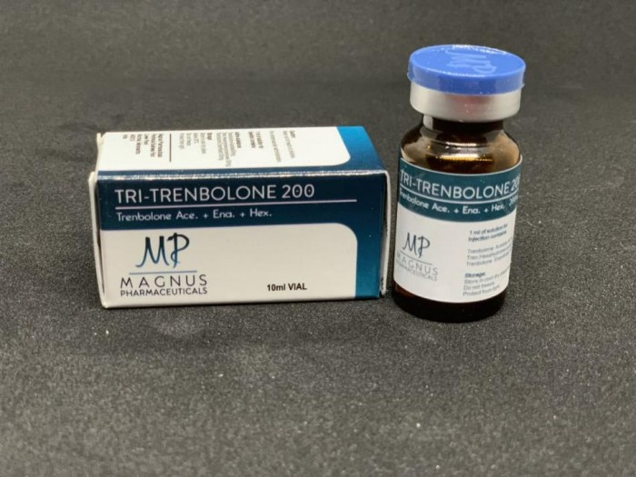 микс Magnus Tri-trenbolone 200mg/ml- цена за 10мл