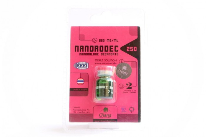 NANDRODEC 250MG/ML - ЦЕНА ЗА 2МЛ