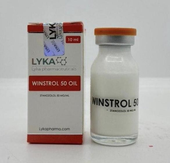 WINSTOL 50 OIL 50MG/ML - ЦЕНА ЗА 10МЛ