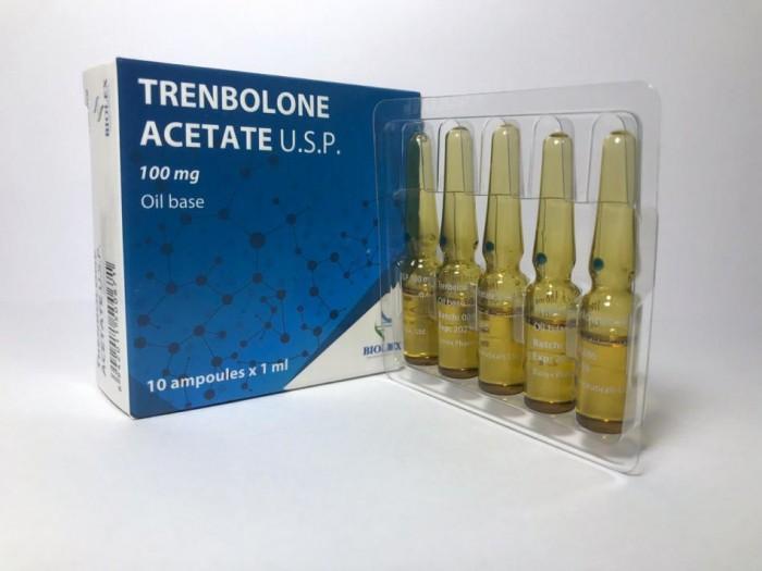 Trenbolone Acetate 100mg/ml цена за 1 амп