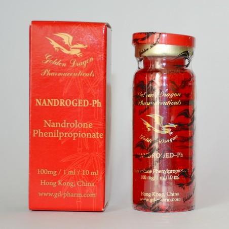Nandroged-Ph 100мг\мл - цена за 10мл