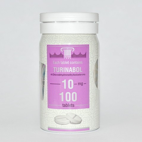 Turinabol 10мг\таб - цена за 100таб.