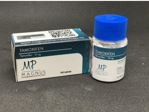 Tamoxifen Magnus 10mg/tab - цена за 100таб
