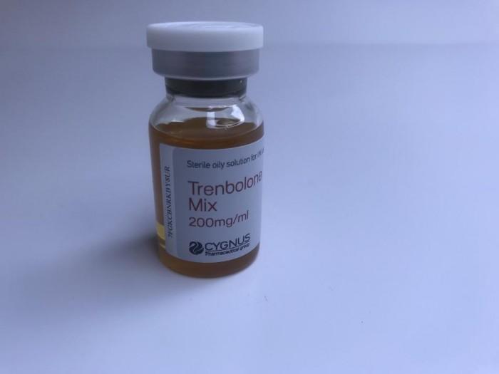 CYGNUS TRENBOLONE MIX 200MG/ML - ЦЕНА ЗА 10МЛ